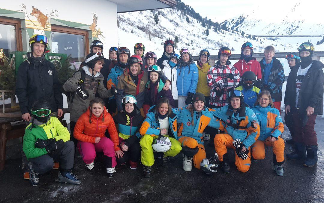 Rückblick: Jugendausfahrt Kühtai 2018
