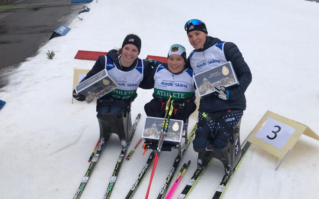 Anja Wicker starke Sechste beim Weltcup-Finale in Dresden/Altenberg 11.01. – 19.01.2020